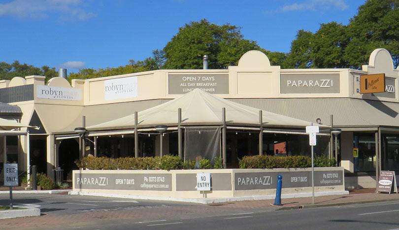 Rental Properties Malvern | Paparazzi Cafe