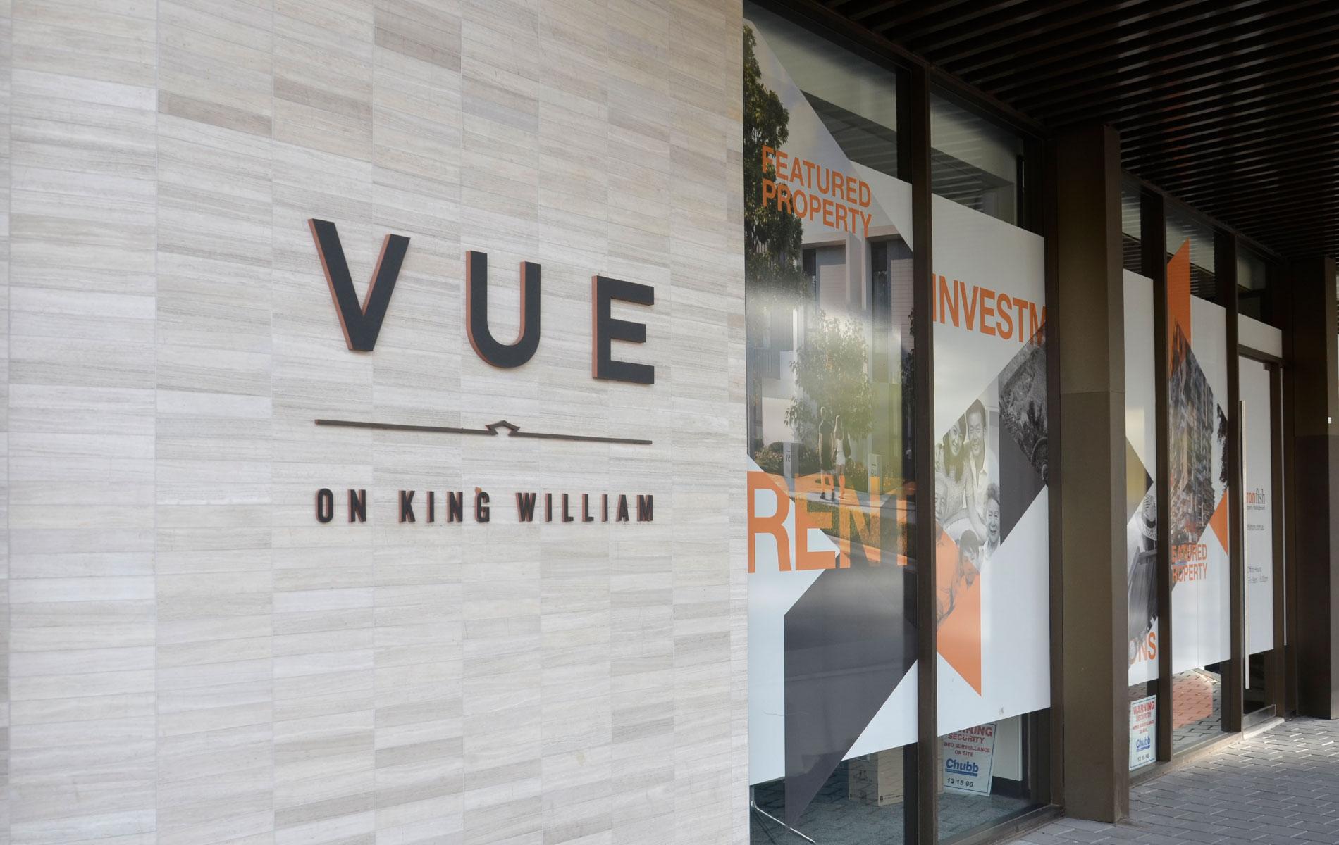 Vue On King William Adelaide | Rental Properties